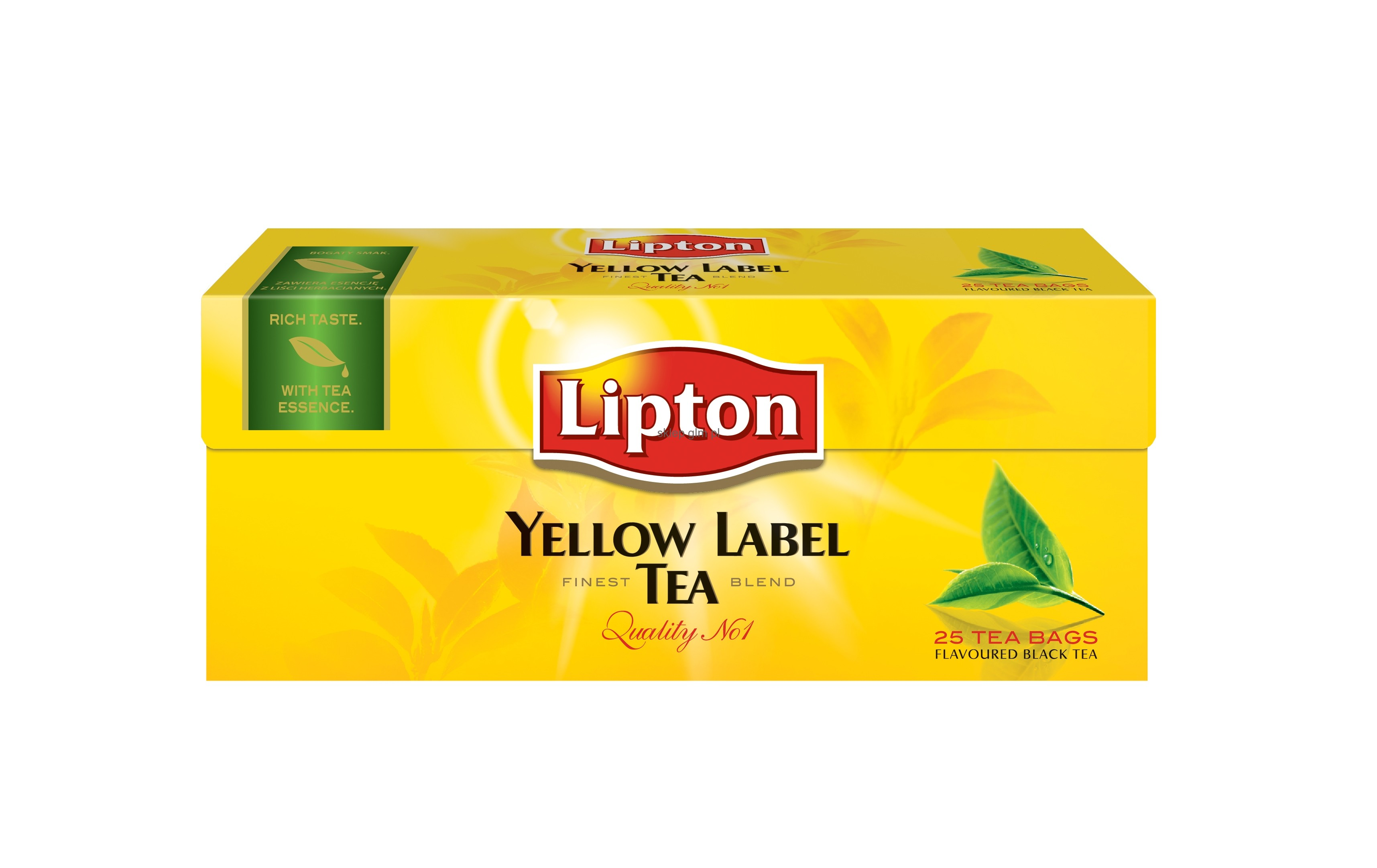 Lipton Tea, herbata 25 torebek Image