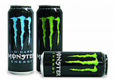 Monster Energy Gazowany napój energetyzujący, różne smaki, 500 ml Image