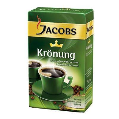 Jacobs Kronung, kawa drobno mielona, 500 g Image