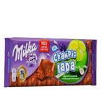 Milka Champiolada, czekolada mleczna z wiórkami kokosowymi, 300 g Image
