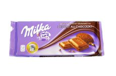 Milka Dessert Au Chocolat, czekolada deserowa 100 g Image