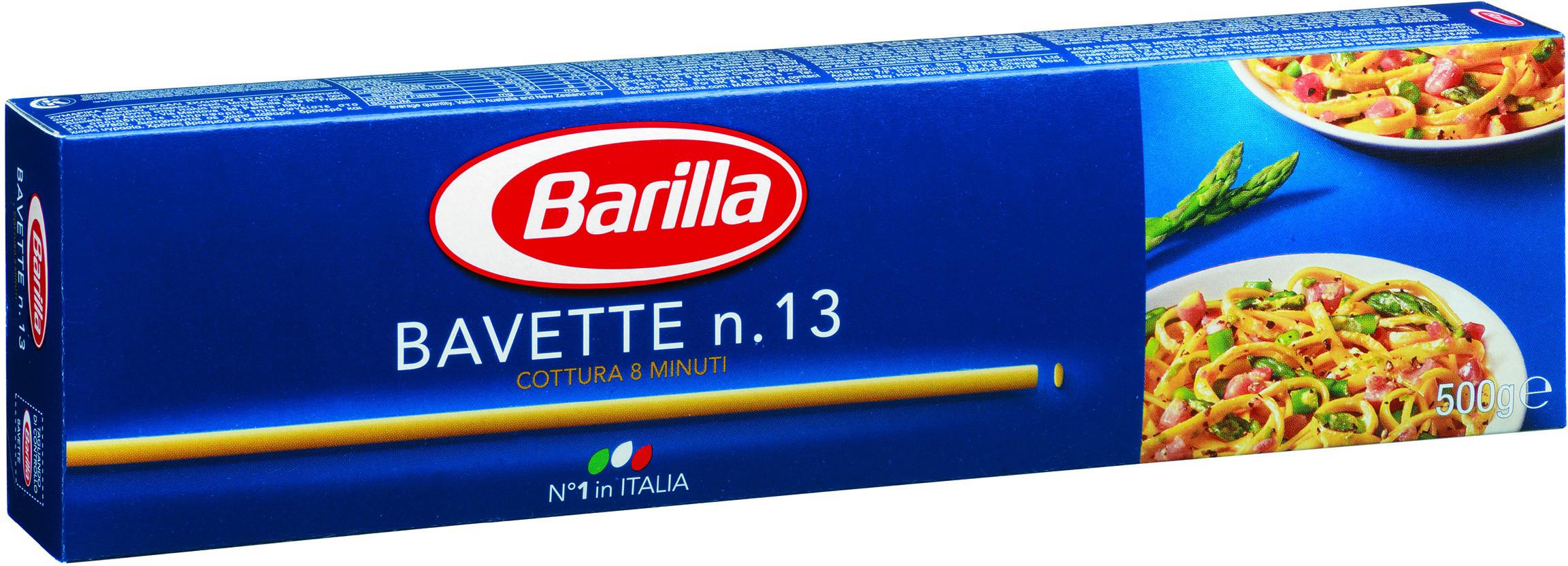 Barilla Bavette n13, makaron krajanka 500 g Image