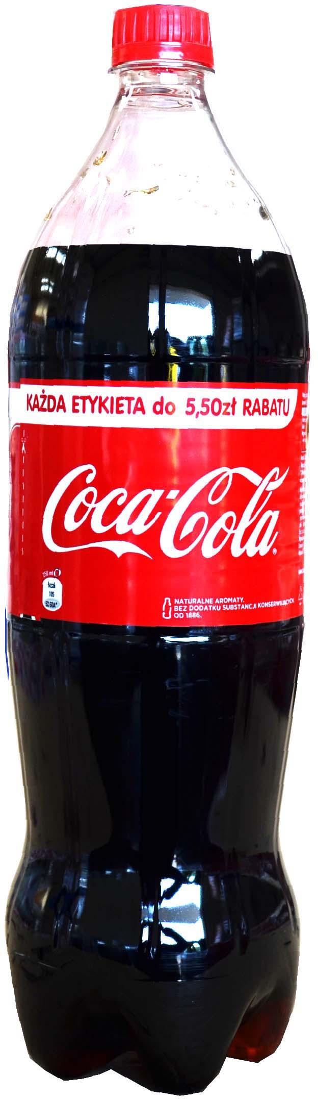 Coca Cola 1,5 l Image