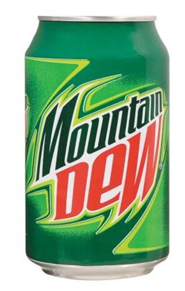 Mountain Dew, napój energetyzujący, 330 ml Image