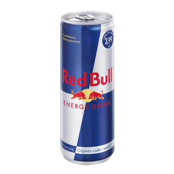 Red Bull Energy Drink Napój gazowany 250 ml Image