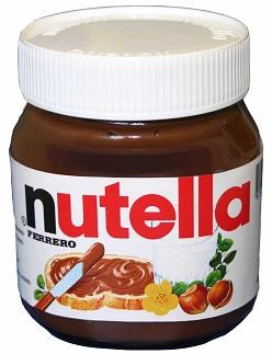 Nutella 350 gr Image