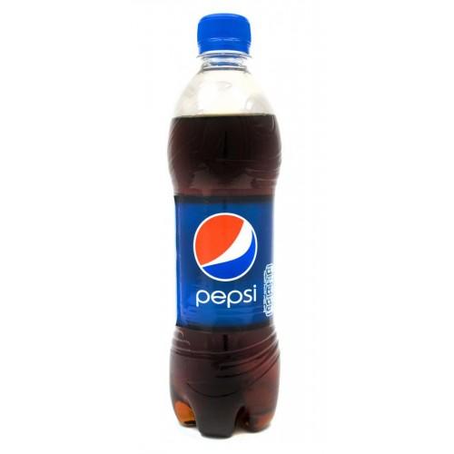 Pepsi, napój gazowany o smaku coli, 0,5 l Image